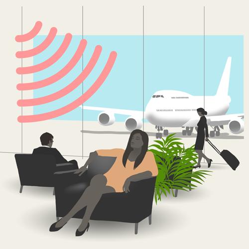 Broadkarsten kan leverer musik til Lounge og rekreative miljøer